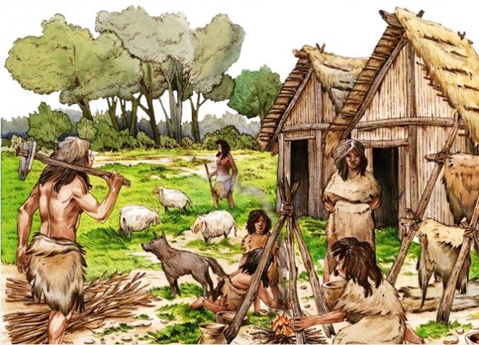 Древнее животноводство